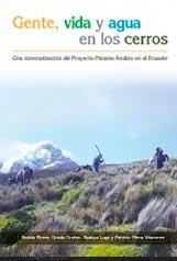 Gente, vida y agua en los cerros-