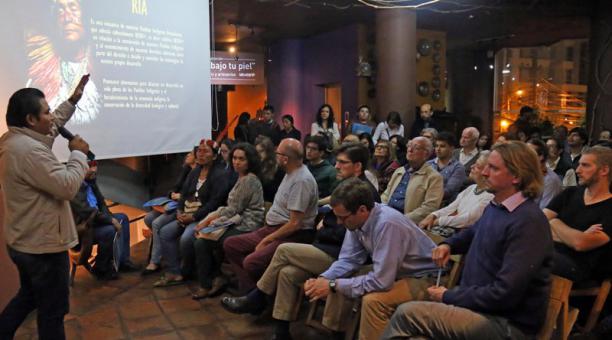 Cartografía devela el mundo amazónico