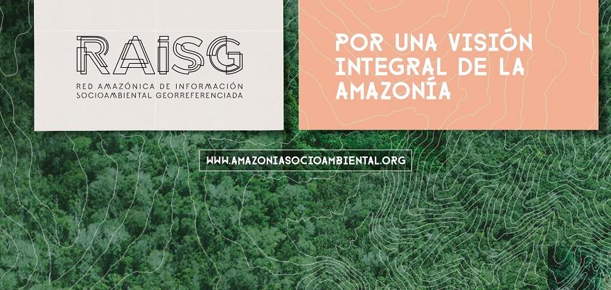 RAISG lanza sitio web