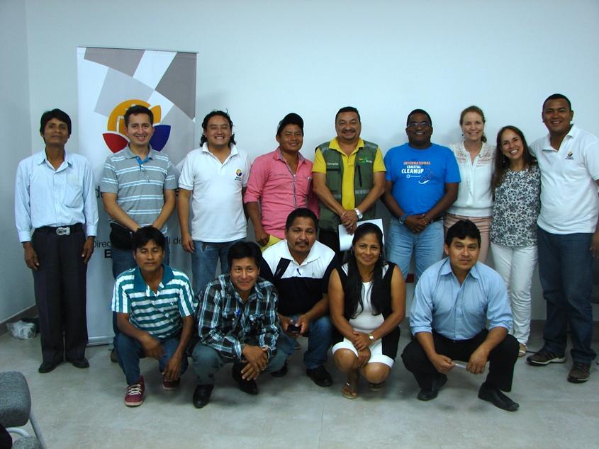 EcoCiencia apoye a la conservación de la Reserva Ecológica Mache Chindul