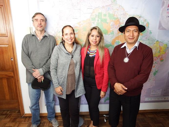 Ecociencia apoya #SalvemosElAltoNangaritza liderada por el Prefecto de Zamora Chinchipe