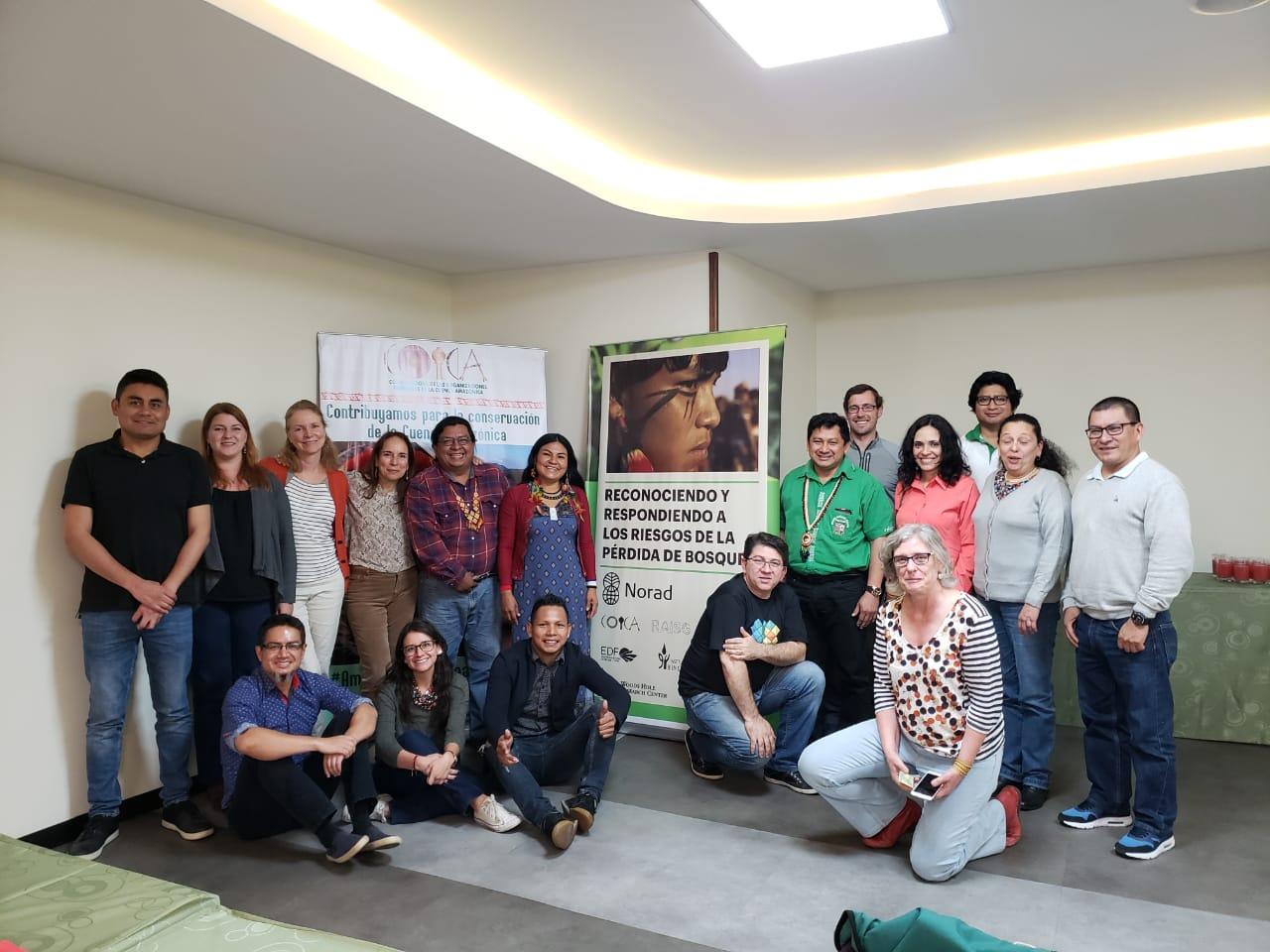 EcoCiencia organiza conferencia anual en Quito