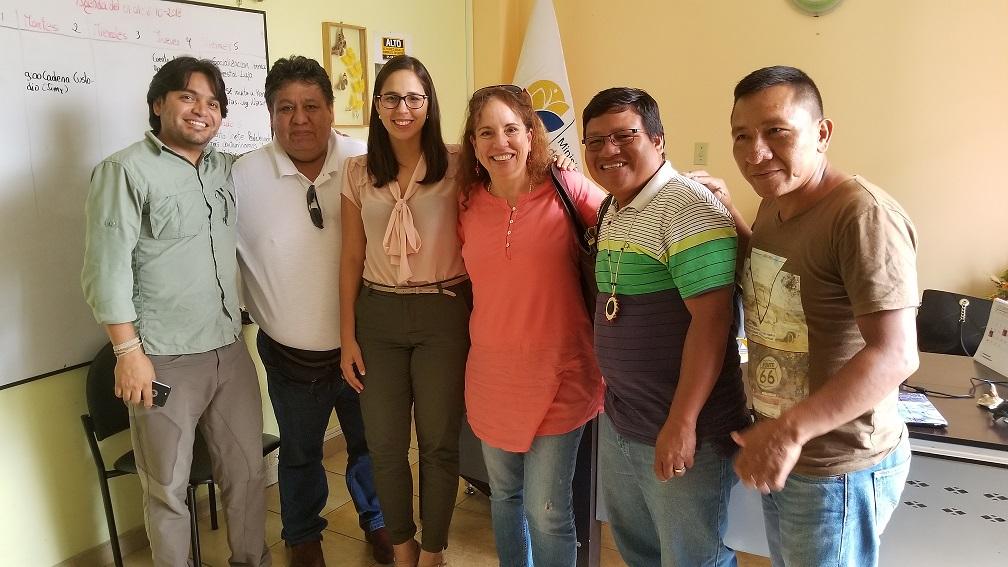Jornada de trabajo para visibilizar avances del proyecto Amazonía 2.0