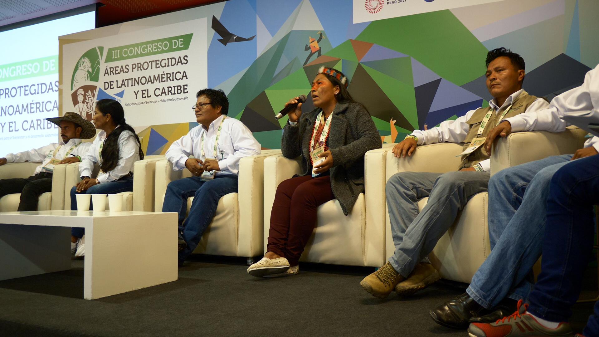 Fundación EcoCiencia comparte experiencias en el III CAPLAC